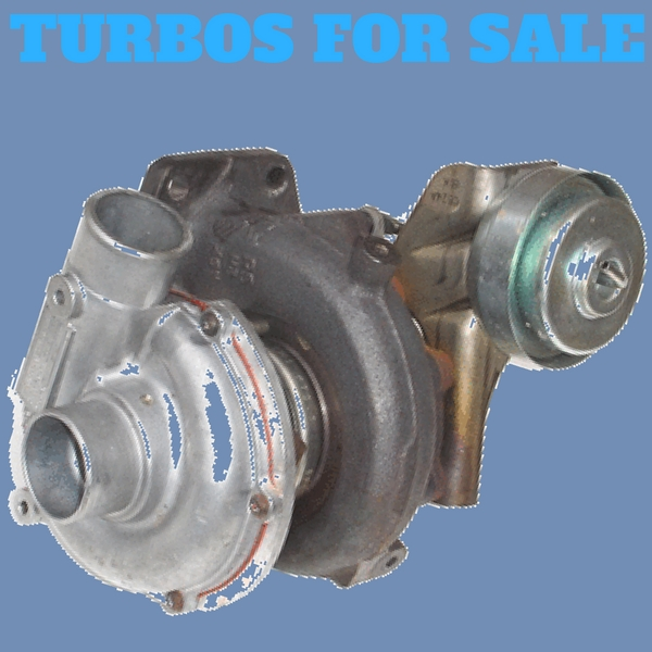SECONDHAND TURBOS